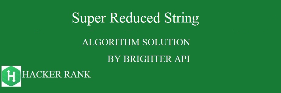 Hackerrank Solution Archives - Brighter API